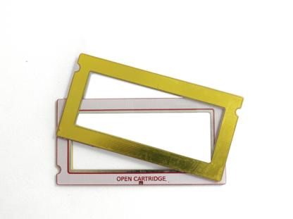 Open Cartridge Frame